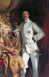 John Singer Sargent. Sir Frank Swettenham. 1904. © National Portrait Gallery, London