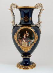 Meissen vase. c. 1880. © LAPADA