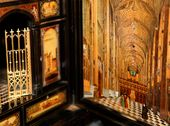 The Hausburg Cabinet. © LAPADA