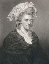 George Salisbury Shury. Sarah Wedgwood. Detail. © National Portrait Gallery, London