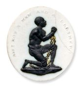 Jasper anti-slavery medallion. 1787. © National Museums Liverpool/Lady Lever Art Gallery