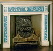 Chimneypiece. c. 1786. © National Museums Liverpool/Lady Lever Art Gallery
