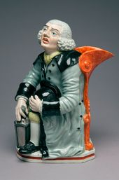"""Hearty Good Fellow"" Toby Jug"