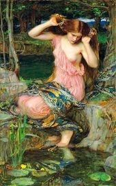 John William WATERHOUSE. Lamia. 1909. © Christie's Images Limited 2016