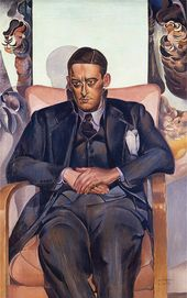 T.S. Eliot. 1938. Copyright: The Estate of Mrs G A Wyndham Lewis. The Wyndham Lewis Memorial Trust