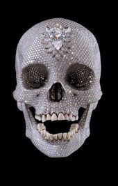 For the Love of God. 2007. © Damien Hirst and Science Ltd. All rights reserved, DACS 2012
