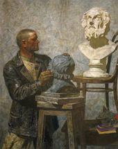 Homer (The Studio). 1960. Detail