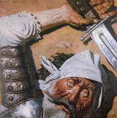 Don Quixote Cast Down. 1986–1990