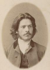 Alexei Korin. Photograph, 1888