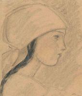 NIKOLAI CHERNYSHEV. Mulya's Profile. 1927