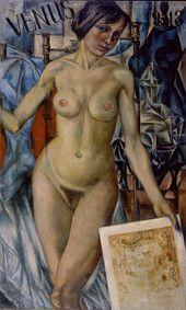 NIKOLAI CHERNYSHEV. Venus of 1918. 1918