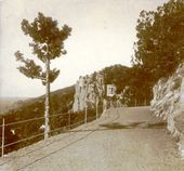 The Rotonda at Oreanda. 1905