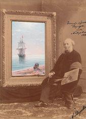 И.К. АЙВАЗОВСКИЙ. Штиль. 1887