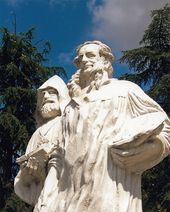 Monument to the Aivazovsky Brothers (Ivan and Gabriel)