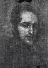 ALEXEI TYRANOV. Portrait of Ivan Aivazovsky. 1841