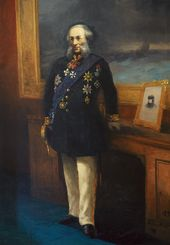 IVAN AIVAZOVSKY. Self-portrait. 1898