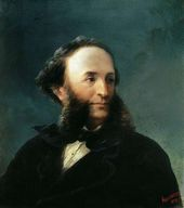 IVAN AIVAZOVSKY. Self-portrait. 1874
