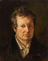 OREST KIPRENSKY. Portrait of Alexei Tomilov. 1828