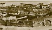 Feodosia. Scenic postcard. 1990s