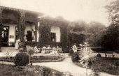 Aivazovsky's Shakh-Mamai estate. 1890s