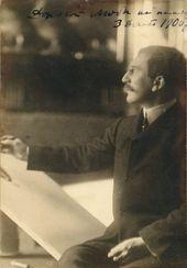 Léon Bakst. December 3, 1906
