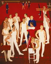 Gymnasts of the USSR. 1964–1965