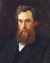 Ivan KRAMSKOI. Portrait of Pavel Tretyakov. 1876