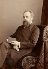 Sergei Tretyakov. 1885