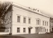 The Tretyakov family house in Tolmachy. 1890s