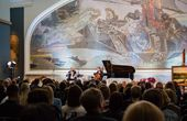 Tretyakov Gallery on Lavrushinsky Lane, Mikhail Vrubel Hall. Concert in the 2nd International Chamber Music Festival VIVARTE, 2017. Photo: A. Zamyatina