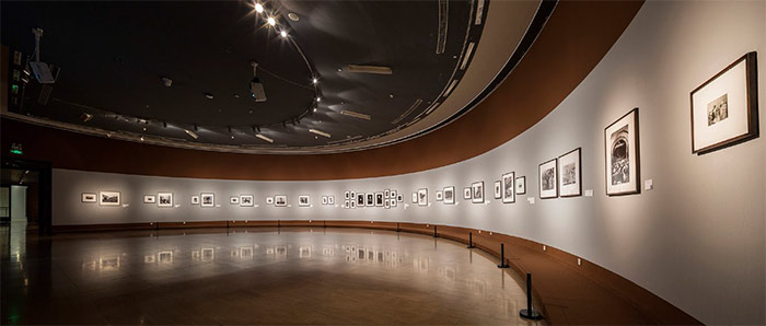 National Art Museum of China, exhibition hall