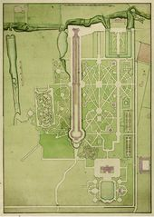 PIERRE-ANTOINE DE SAINT-HILAIRE. Axonometric plan of the Empress's Private Dacha. 1774–1779. Россия, Санкт-Петербург