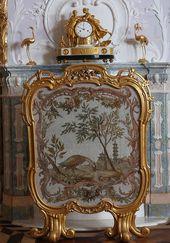 Стеклярусный кабинет. Россия. 1764–1767