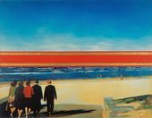 Erik BULATOV. Horizon. 1971–1972