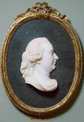 FEDOT SHUBIN. Portrait of Ivan Shuvalov. 1771