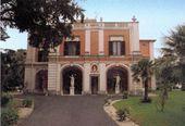 Villa 'Abamelek', Rome, Italy