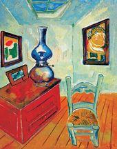 ZURAB TSERETELI. Van Gogh's Studio