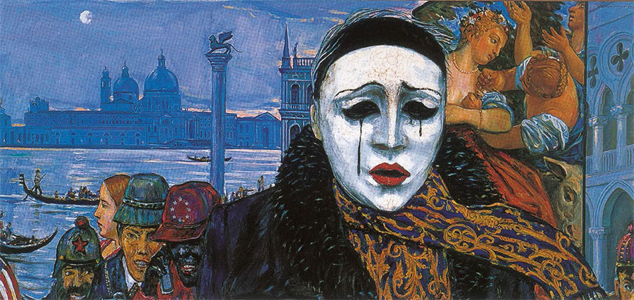ILYA GLAZUNOV. The Decline of Europe.