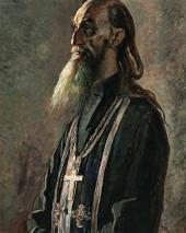 Отец Сергий Успенский (младший). 1931