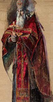 Отец Сергий Успенский (старший). 1929