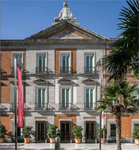 МУЗЕЙ ТИССЕНА-БОРНЕМИСЫ. Прогулка по истории искусства в центре Мадрида