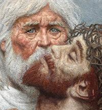 Библейский цикл Гелия Коржева: ТРУДНЫЕ ШАГИ К ИСТИНЕ