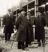 Казанский вокзал А.В. Щусева. Невоплощенный замысел «Мира искусства»