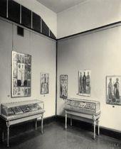 Exhibition of Icons Hamburg. April 13-29, 1929