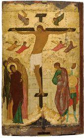 DIONISIUS. Crucifixion. 1500