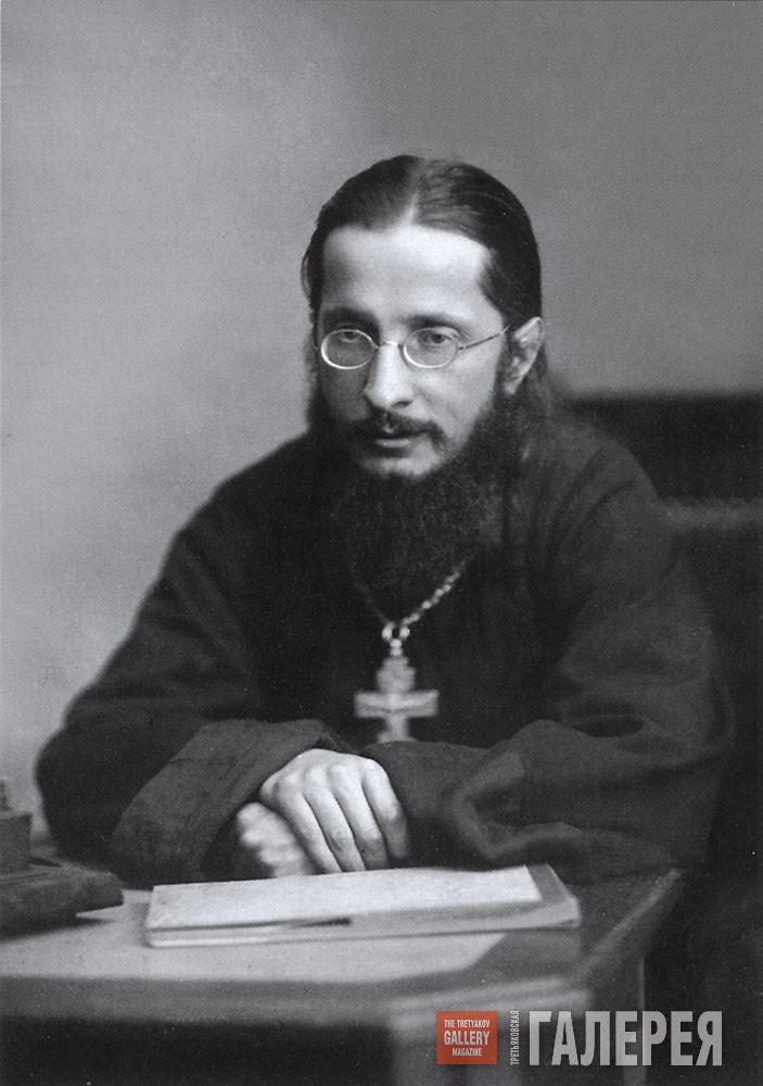 Sergei Durylin. 1922
