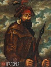 Portrait of Yermak Timofeyevich