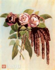 Борисов-Мусатов Виктор. Розы и сережки. 1901–1903
