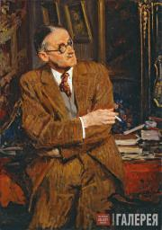 Jacques-Emile BLANCHE. James Joyce. 1935