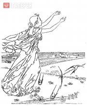 Якунчикова Мария. L'Inaccessible [Недостижимое]. Первая половина 1890-х
